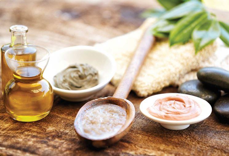 Prodotti a base di ingredienti naturali