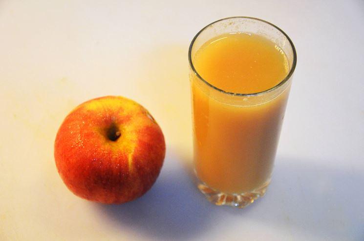 Decotto di mela