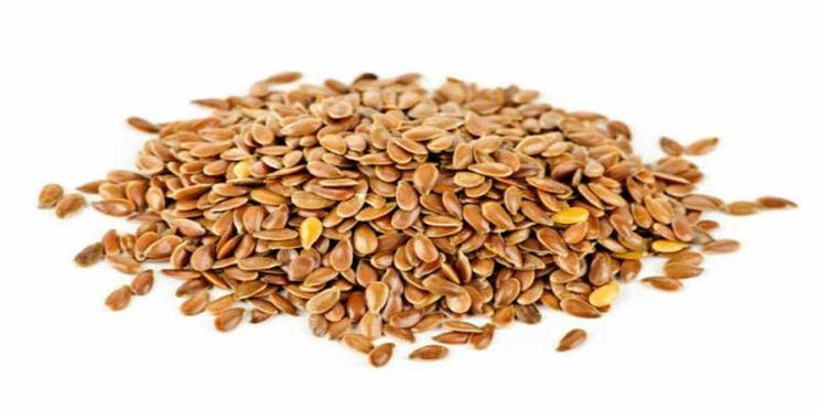 I semi di lino hanno anche proprietà antiossidanti