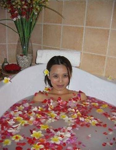 bagno erboristico anti cellulite