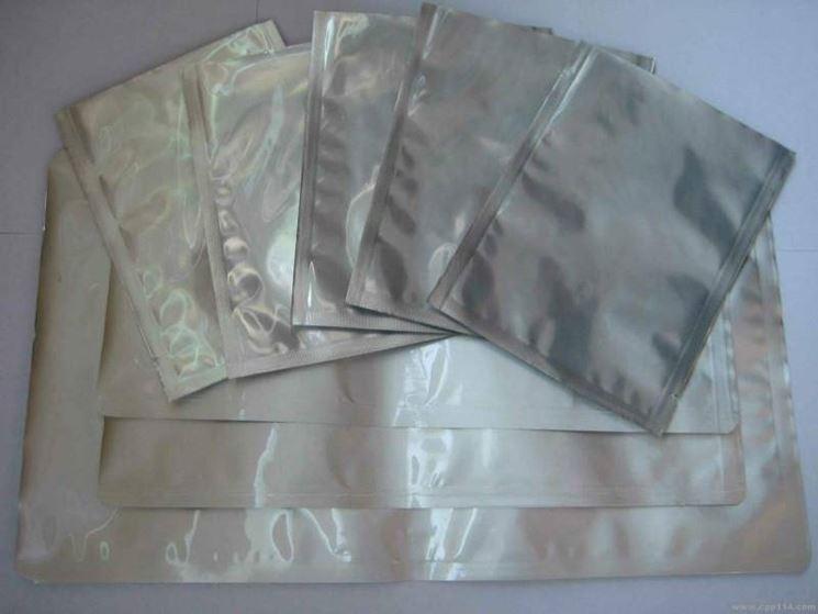 Packaging in alluminio