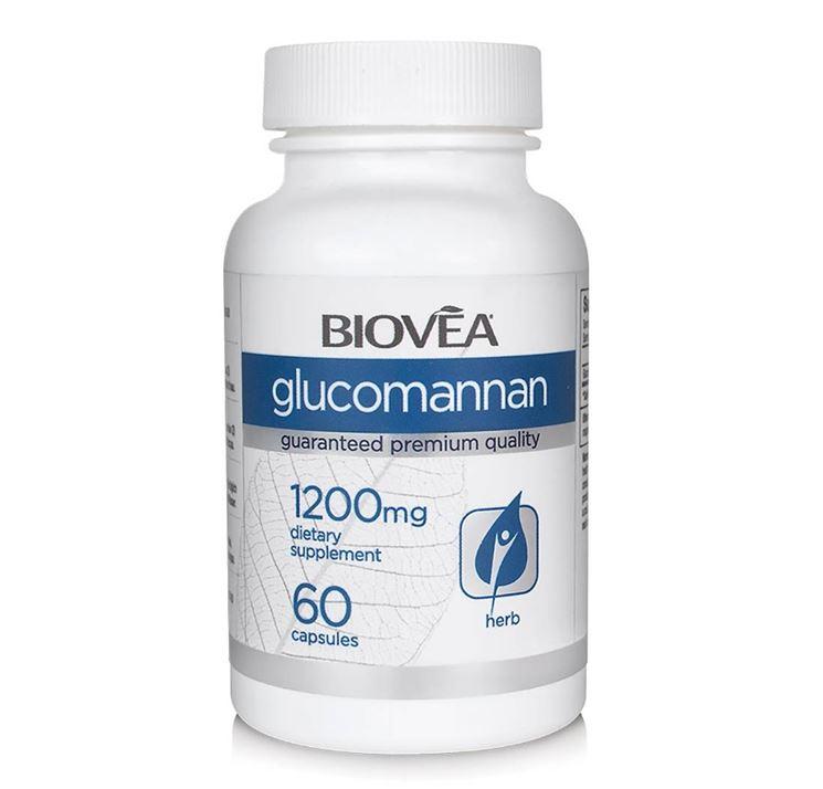 Compresse di glucomannano