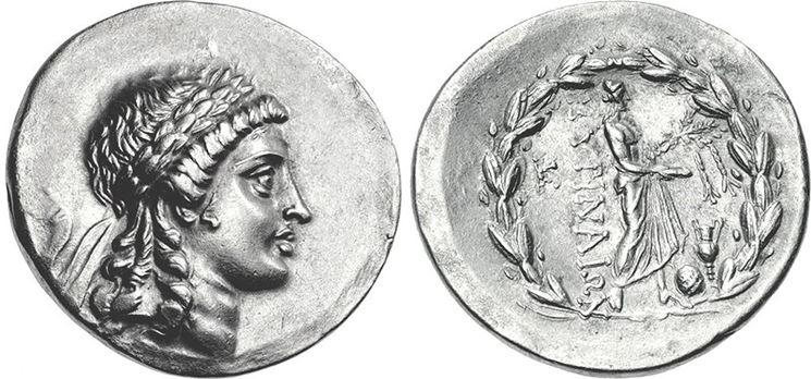 Antica moneta greca