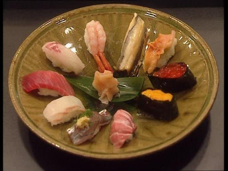piatto giapponese zenzero