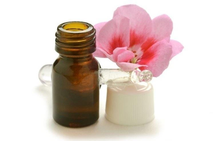 L'olio essenziale di geranio