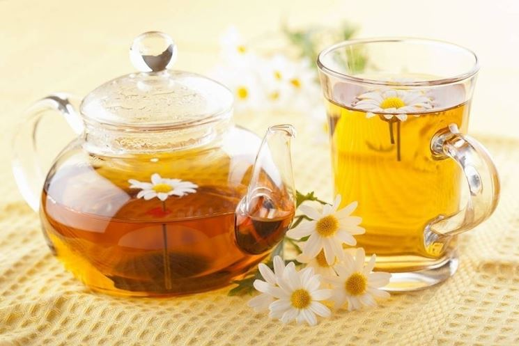 I fiori di camomilla sono tra i pi� diffusi rimedi popolari per favorire il riposo