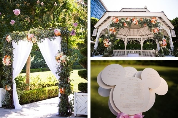 Addobbi Per Matrimonio In Giardino : Addobbi floreali per matrimoni fiori cerimonie