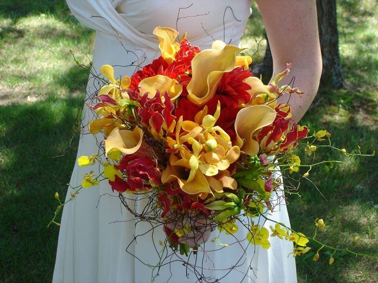 Estremamente Costo addobbi floreali matrimonio - Regalare fiori - Costo addobbi  IF56