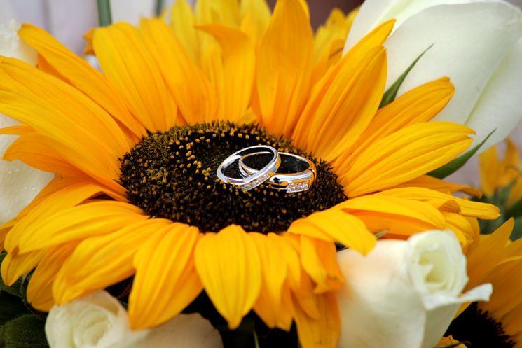 matrimonio stile estivo