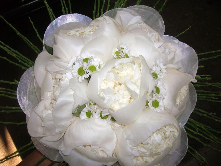 Bouquet addobbi matrimonio