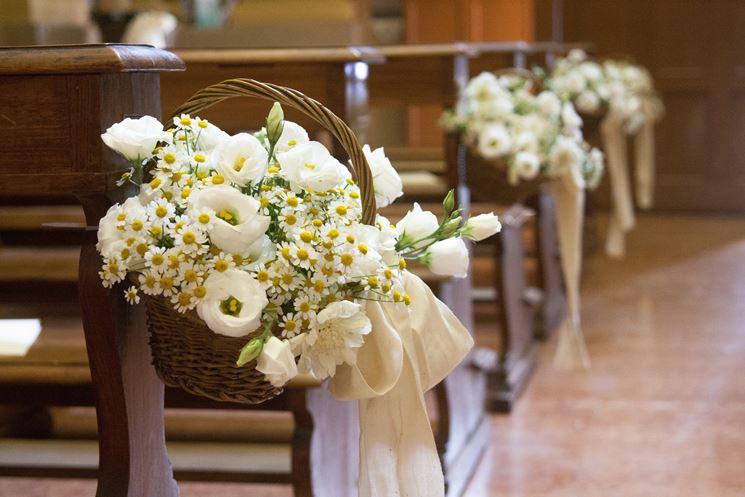 Bien connu Addobbi floreali matrimonio prezzi - Regalare fiori - Addobbi per  SO59