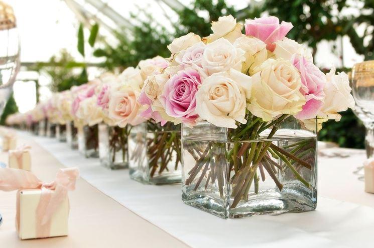 Allestimenti floreali da matrimonio