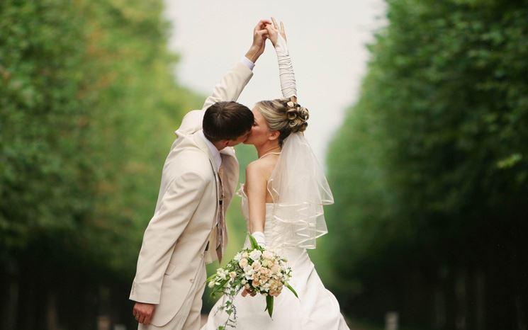 Fiori ad un matrimonio