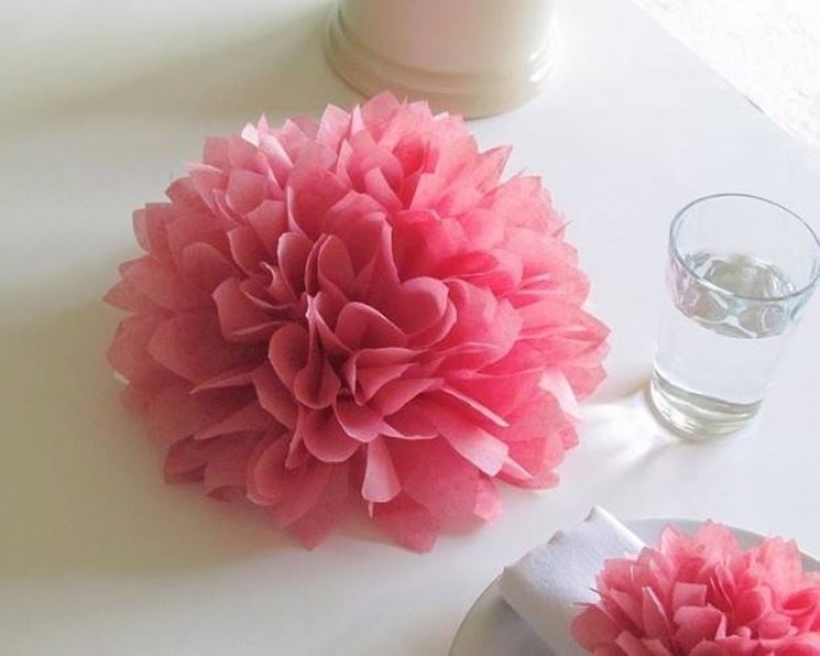 composizioni floreali da te di carta