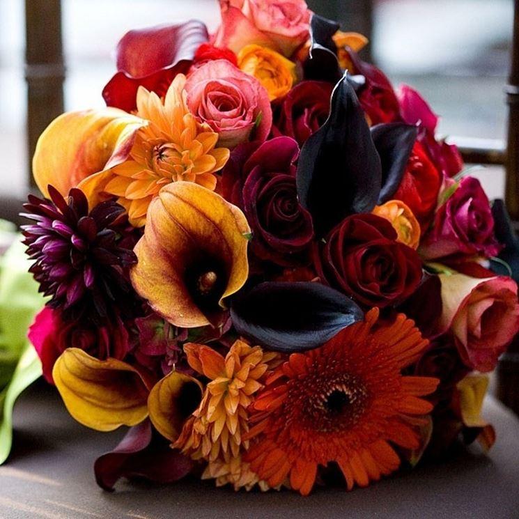 Composizioni matrimonio autunno