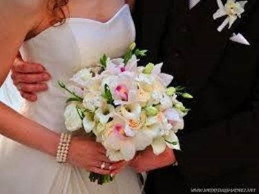 Un bouquet matrimoniale