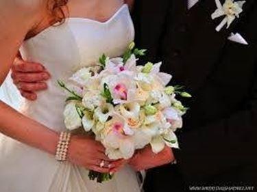 Un bouquet matrimoniale