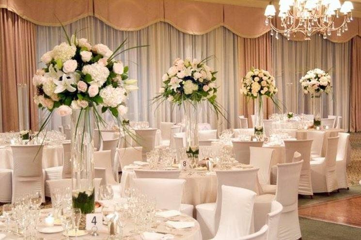 Molto Costo addobbi floreali matrimonio - Regalare fiori - Costo addobbi  OK57