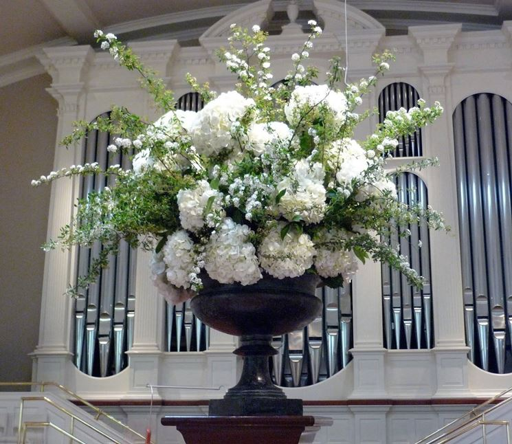 Preferenza Costo addobbi floreali matrimonio - Regalare fiori - Costo addobbi  CJ06