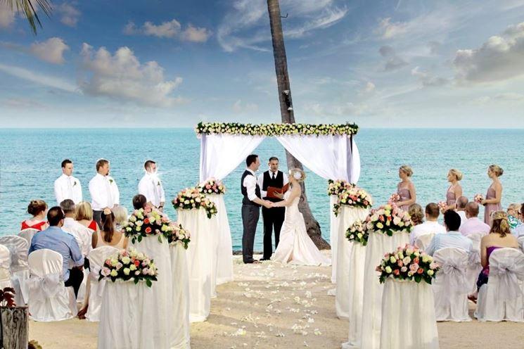 addobbi matrimonio