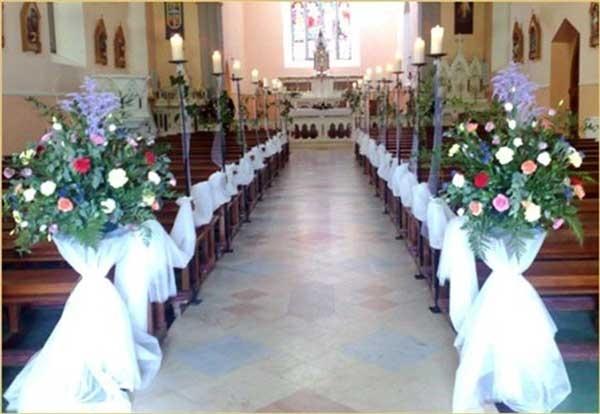 Eccezionale Costo fiori matrimonio - Regalare fiori - Fiori per matrimonio NK16