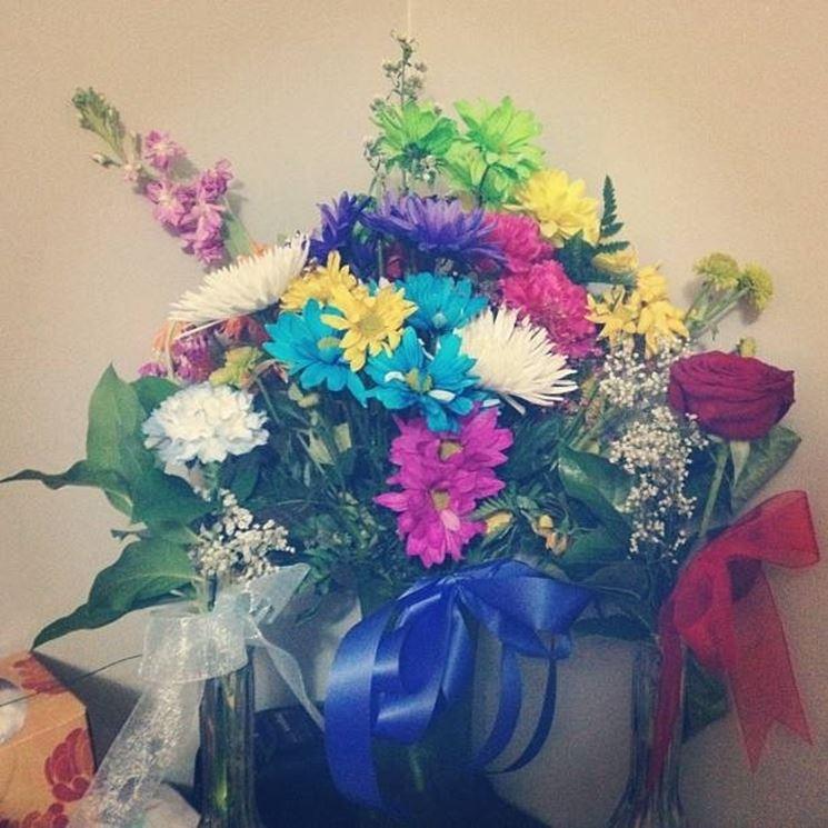 bouquet vivace per uomo