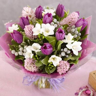 bouquet festa mamma