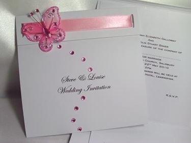 Partecipazioni per matrimonio fai da te
