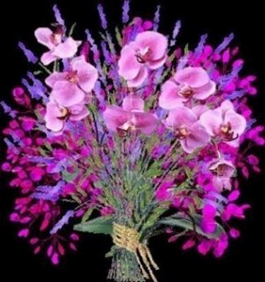 Estremamente Mazzo di fiori - Regalare fiori - Regalare un mazzo di fiori QK36
