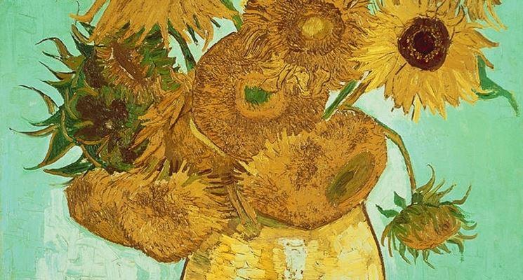 Mazzo Di Fiori Van Gogh.Quadri Di Fiori Regalare Fiori Quadri Floreali