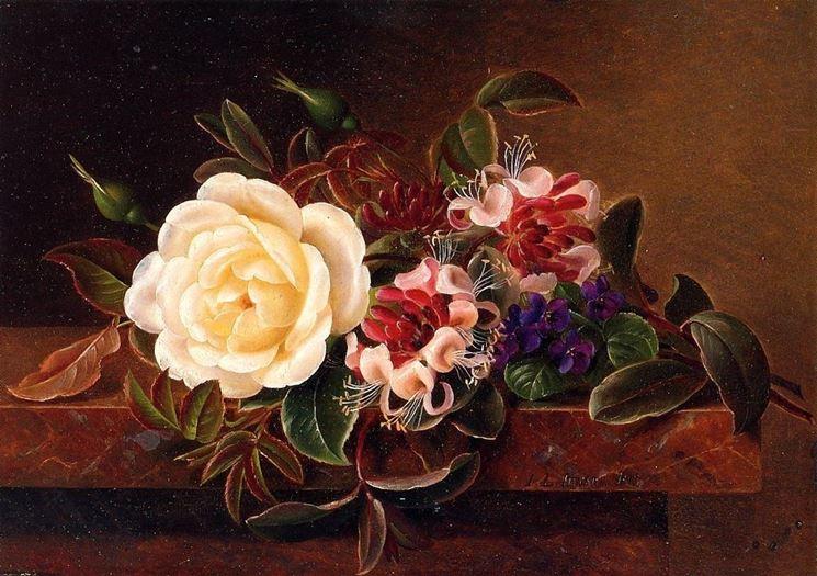 quadro fiori Caravaggio
