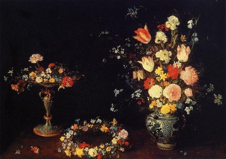 Quadri fiori - Regalare fiori - Realizzare quadri di fiori