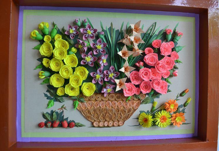 Realizzare quadri con i fiori regalare fiori come for Immagini di quadri con fiori