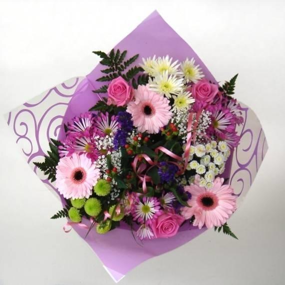 abbastanza Bouquet di fiori - Regalare fiori BR01