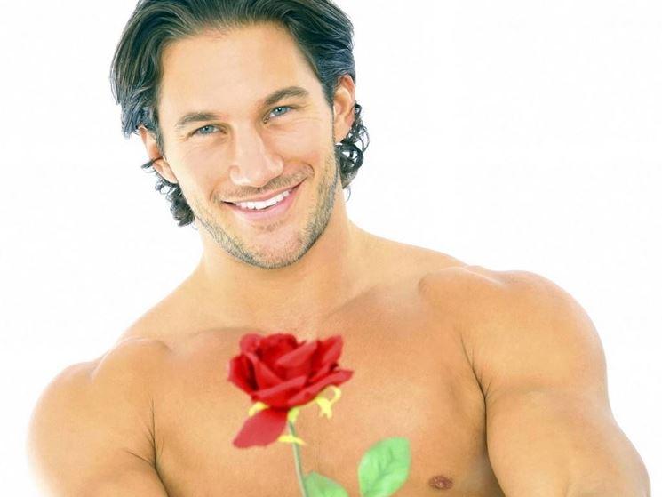 regalo fiori ad uomo
