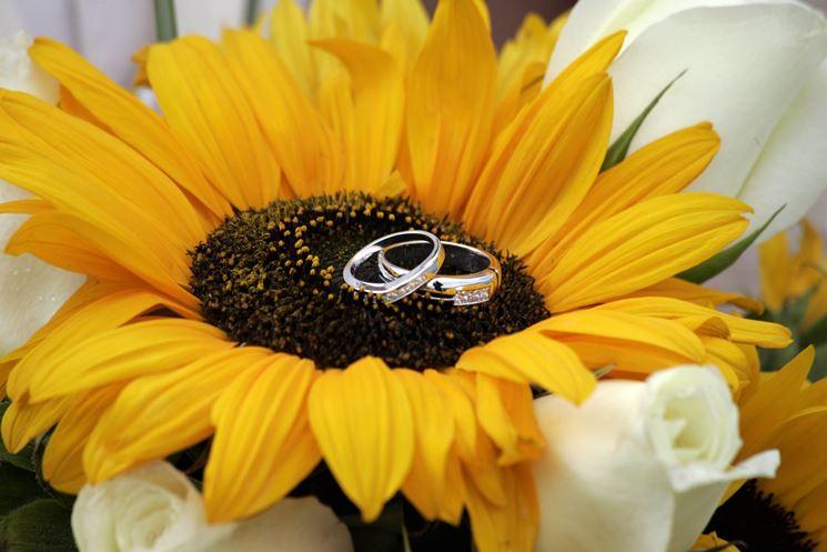 Il girasole � simbolo di amore fedele
