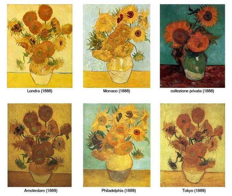 I girasoli - Dipinto di Van Gogh