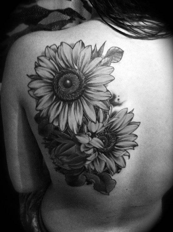 Girasole Matrimonio Significato : Tatuaggio girasole significato fiori
