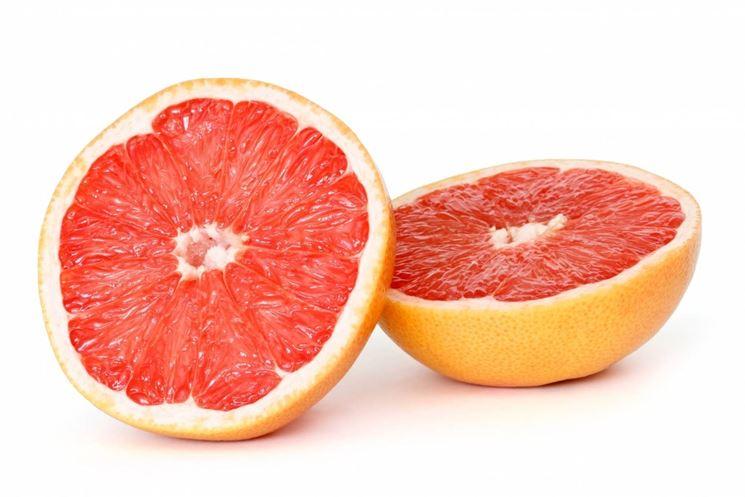 Esempio di arancia rossa