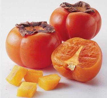 Kaki vaniglia: frutti