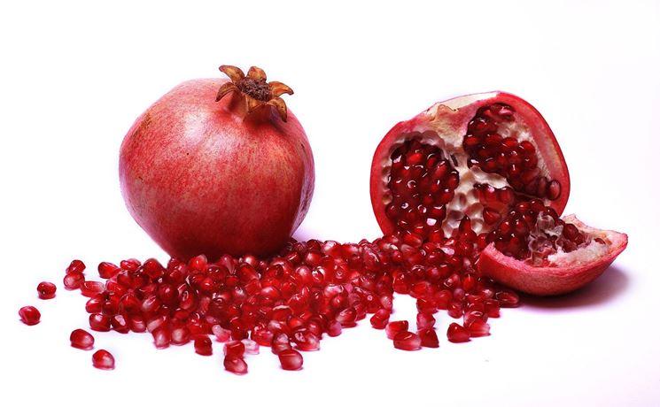 Tra le varietà dei frutti minori, il melograno è una delle più resistenti agli agenti atmosferici