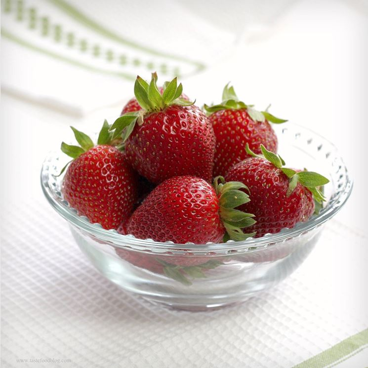 La pianta di fragole in vaso: occupano poco spazio