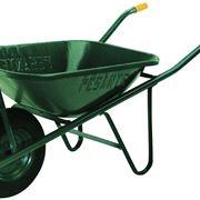 carriola verde campo