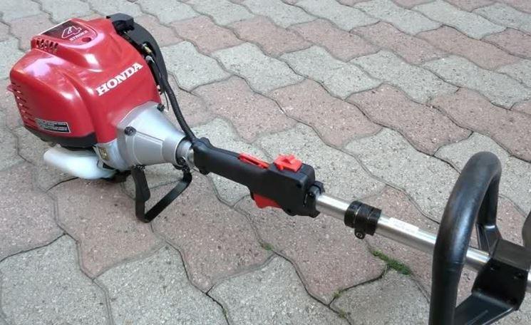 decespugliatore elettrico Honda