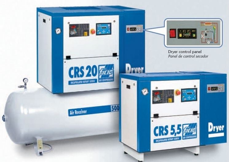 Modelli di compressori CRS