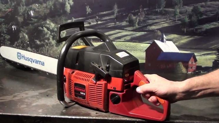 Jonsered chainsaw