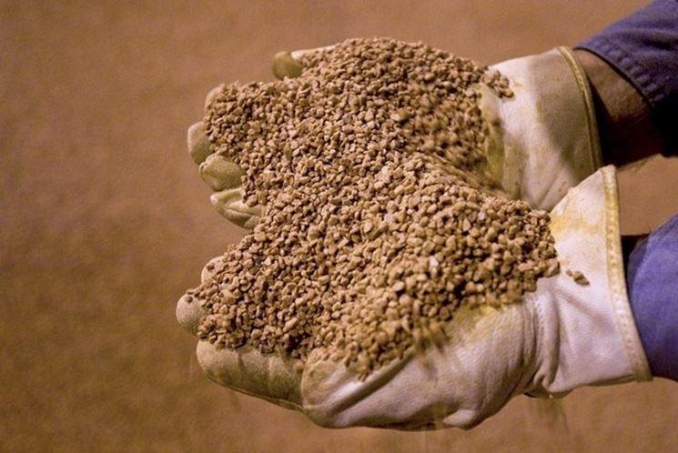 Fertilizzante a base potassica