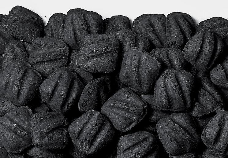 Carbone pastiglie