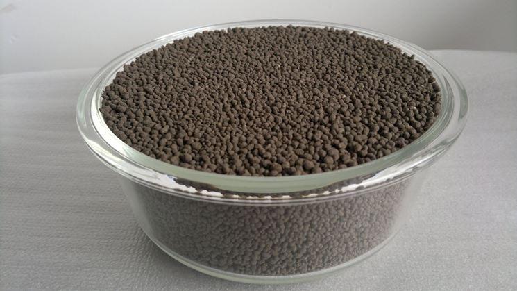 Tipologia fertilizzanti organici