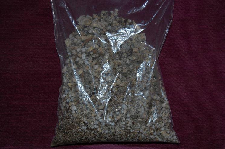 Sacchetti vermiculite